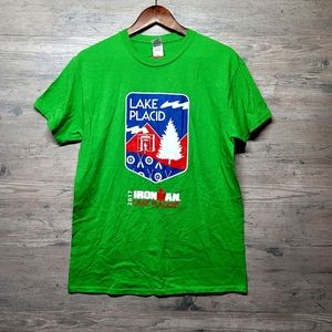Lake Placid Graphic T Shirt. Perfect Condition!